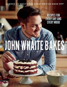 The cover of John Whaite's first book
